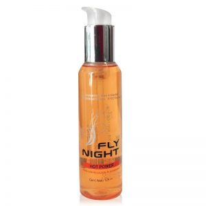 Gel Estimulante P/Ellos Efecto Calor 125Ml. Fly Night